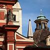 Church and monastery of St. George, Prague Castle, Czech Republic