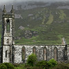 Dunlewey Church of Ireland, Donegal County, Ireland