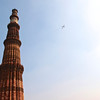 Qutub Minar Delhi, India December 2009