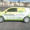 Synthetic Grass Pros,  '12 Scion XD, Dallas, TX