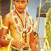 A young woman dancer, Yap Day 2014