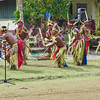 Yap Day 2014:  Bamboo dance in Tomil
