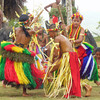 Children's mixed bamboo dance, Tomil, Yap Day 2014