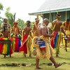 Yap Day 2014:  Preparing to dance in Tomil