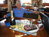 Jane and Shelly invited us to share in Jane's 77th birthday celebration.