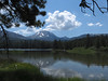 Mt. Lassen and Manzanita Lake, Lassen NP, July 2013