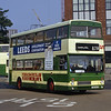 Yorkshire Rider 7531 Leeds Central Bus Stn Sep 91