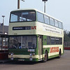 Yorkshire Rider 6108 Leeds Central Bus Stn Sep 91