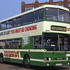 Yorkshire Rider 8041 Leeds Central Bus Stn Sep 91