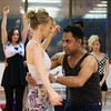 Zouk Workshop 17 Dec 2013 Canberra - workshop with Amit and Mariella