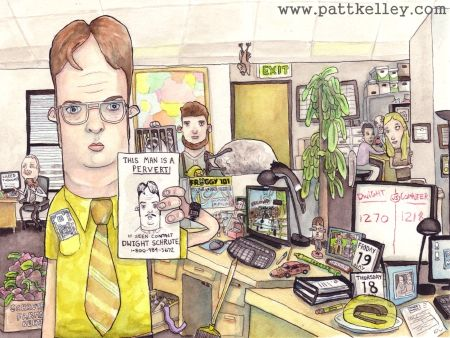 The Office Patt Kelley