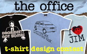 The Office T-Shirt Design Contest