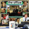 The Office Mini Wall Calendar