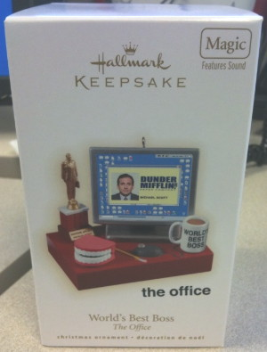The Office Hallmark Keepsake Ornament