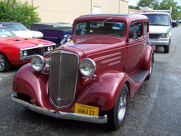 34 Chevy - Howdy