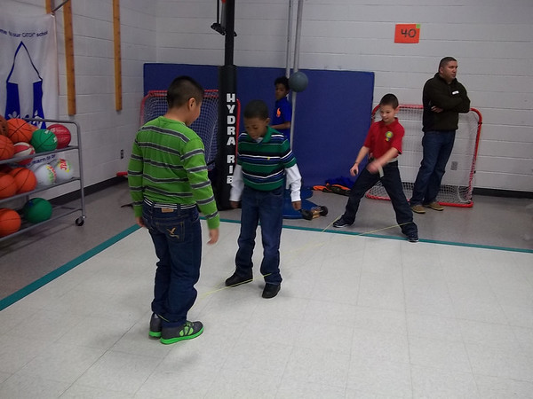 Jump Rope for Heart Feb. 7, 2014