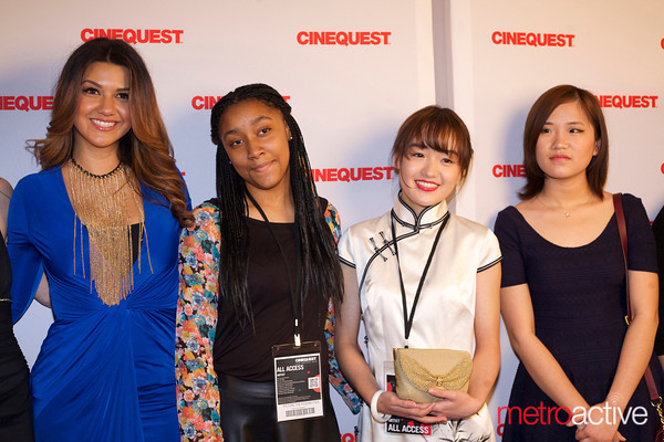 Cinequest 2014 Opening Night