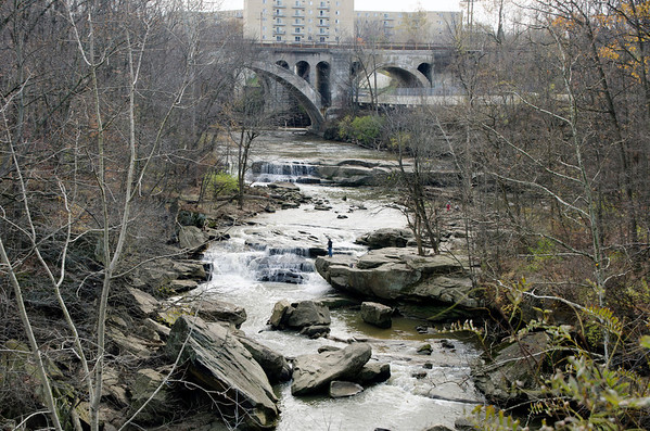 CUYAHOGA NATIONAL VALLY AND WATERFALLS OF CLEVELAND