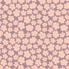 Cute flowers seamless