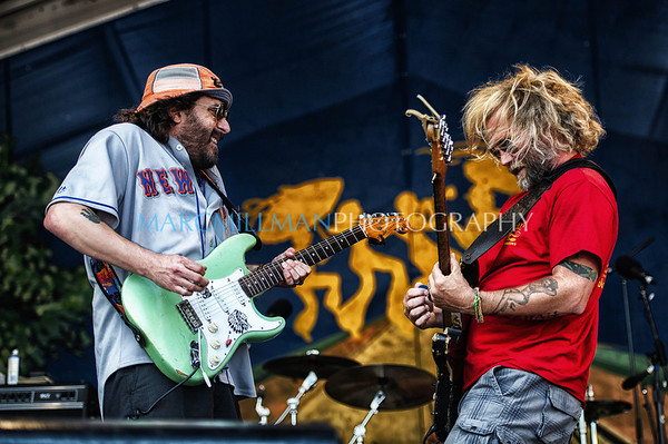 Anders Osborne @ Gentilly Stage (Sat 5/5/12)