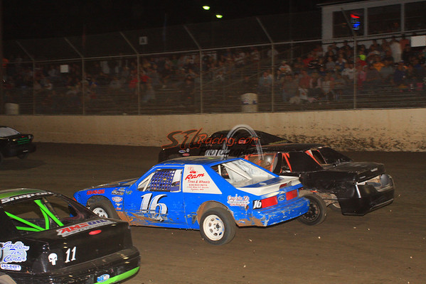 U.M.P. DIRTcar Sport Compacts (AARA Pro 4 Stocks)