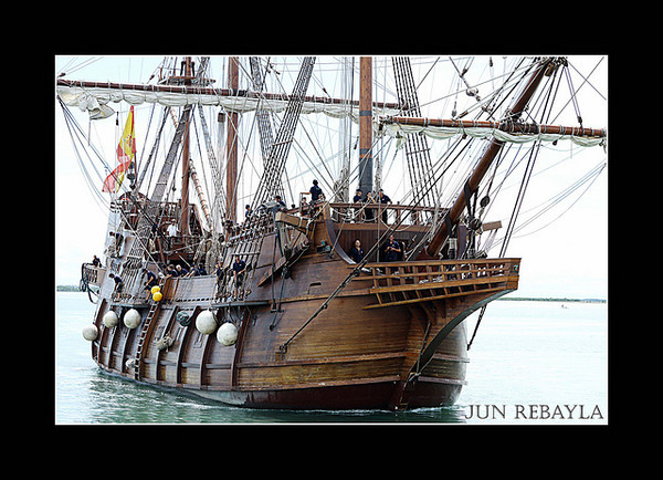 Videos of the Galleon Andalucía