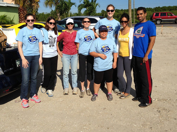 Emory Cares Day: Tampa Bay