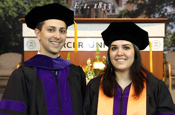 Law Commencement May 2012