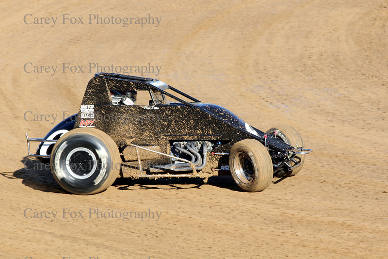 May 3, 2014 - Sprints and Modifieds