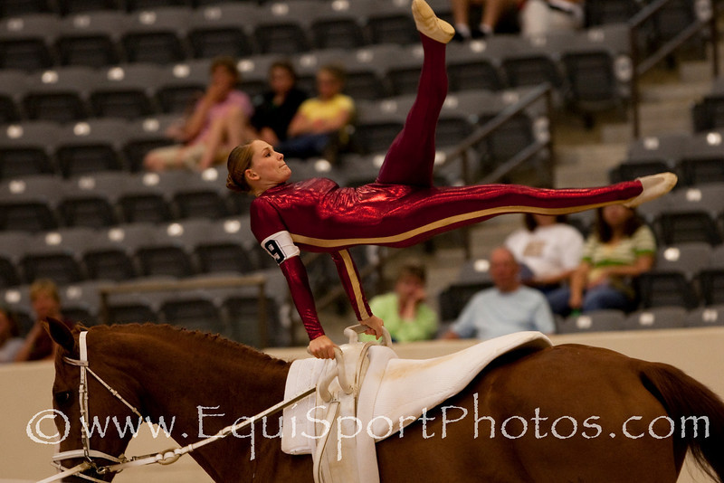 Vaulting - WEG Photos