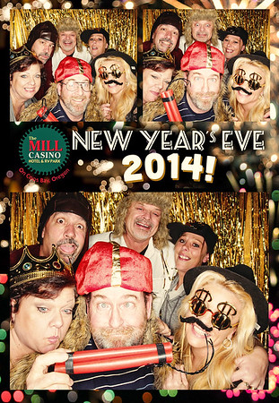 The Mill Casino NYE 2014