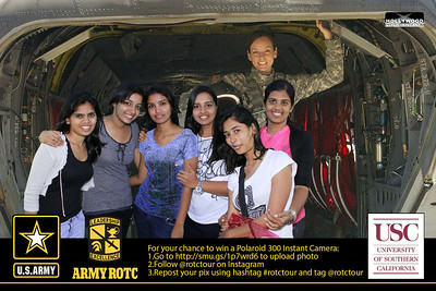 Army ROTC Fall Campus Tour - USC