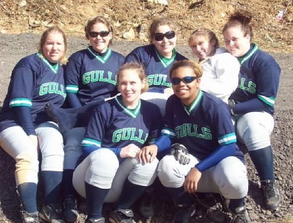RCC Softball 2008