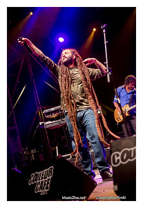 Alborosie And The Shengen Clan - Couleur Cafe 2015