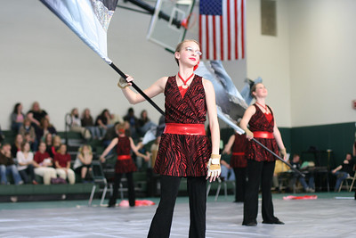 Cheerleading & Winterguard Competitions