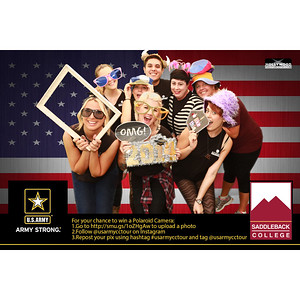 Saddleback College - Army Fall Campus Tour