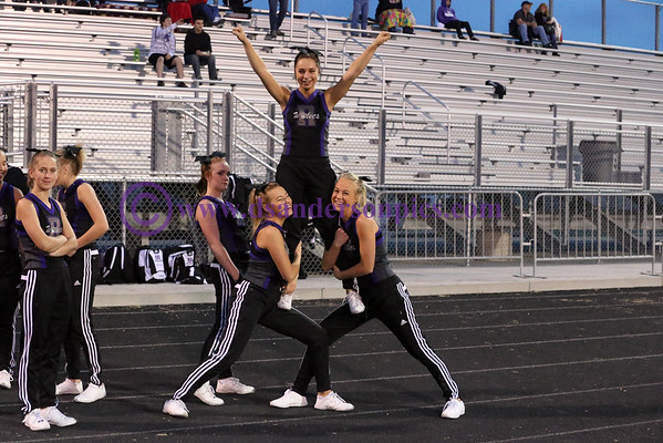 2014 10 23 RHS CHEERLEADERS