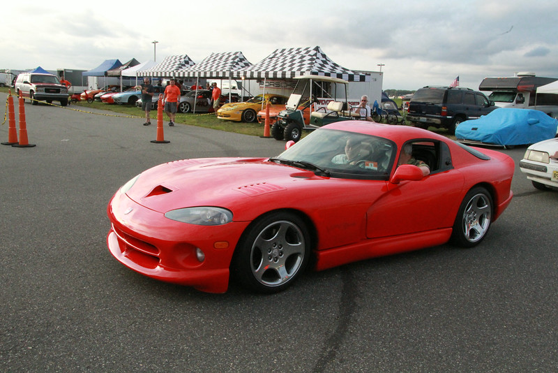 Cruise Night NJMP Aug 22 2014