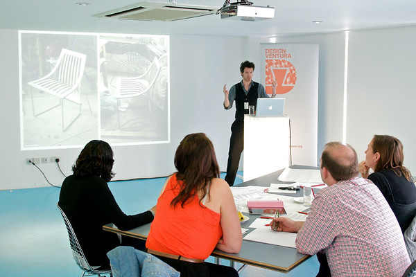 Design Ventura - Teacher's CPD Event 2012