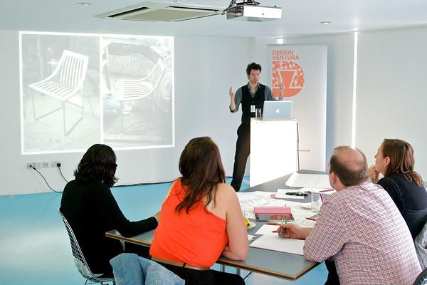 Design Ventura - Teacher's CPD Event 2012