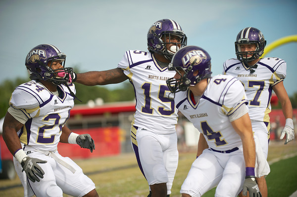 UNA Football vs. Florida Tech 2013