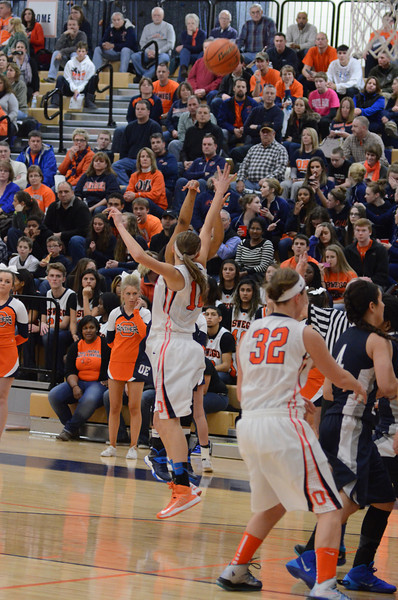 OE Girls Basketball Season 2013-2014