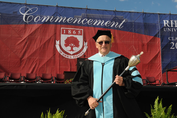 College of Continuing Studies/Graduate Commencement 2012