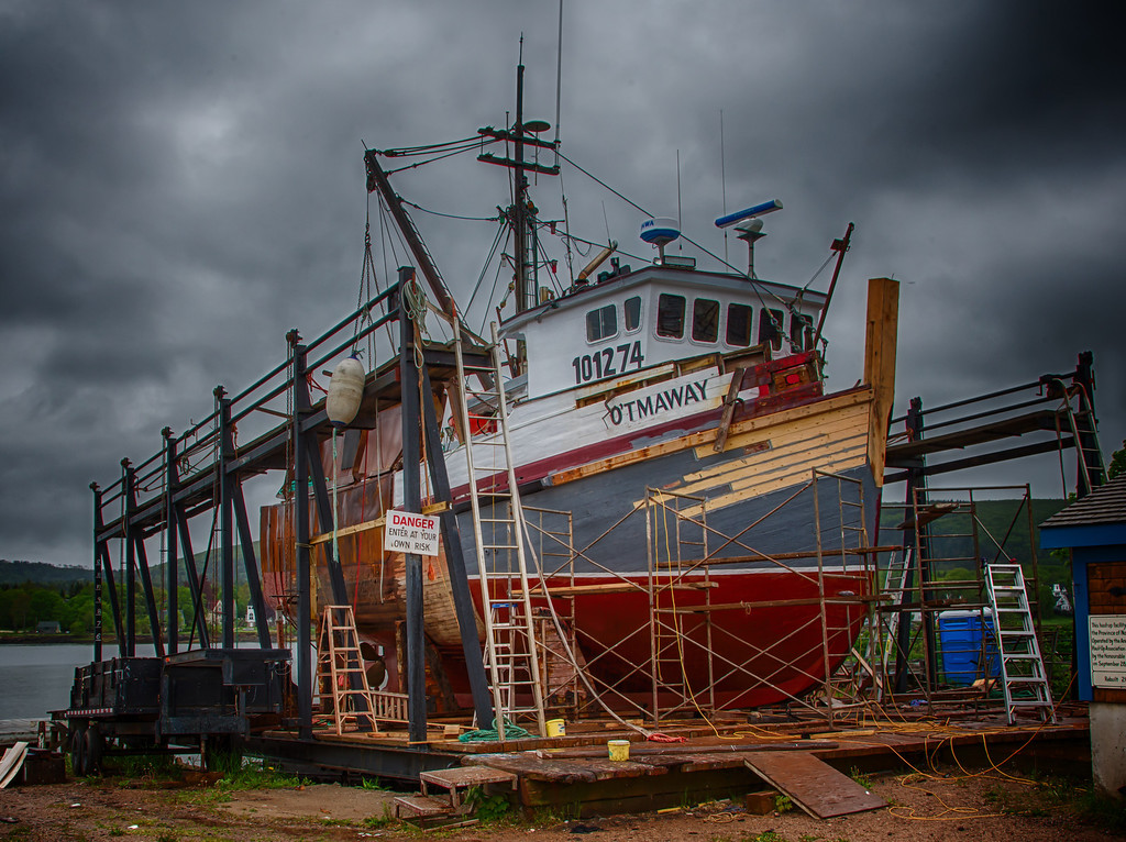 Annapolis Royal Dry Dock