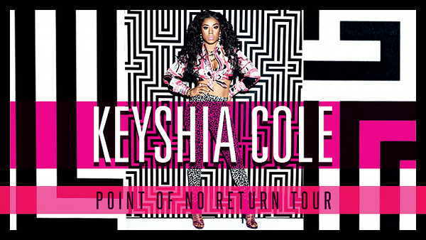Keyshia Cole - Point of No Return 2014