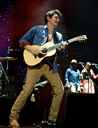 John Mayer  Barclays