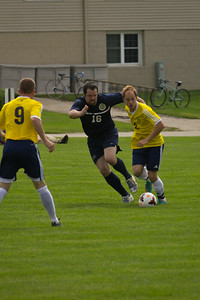 Mens Alumni Soccer Game