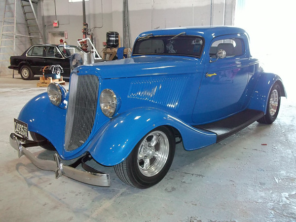 34 Ford Coupe Alan