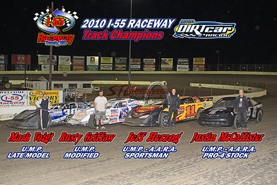 2010 Track Points Championship