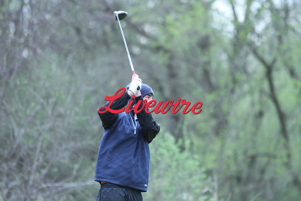 Golf vs Fairmont 4-20-15